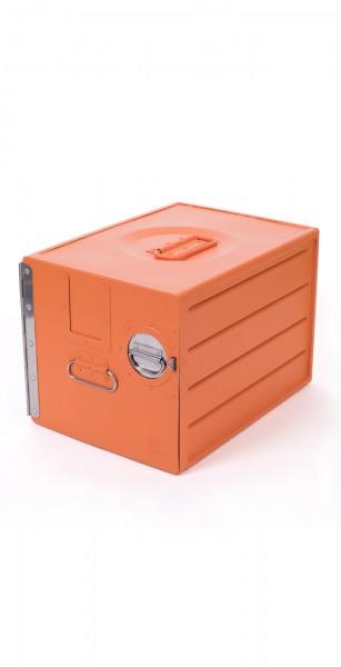 קופסת אחסון מטוס ממוחזר airbox X-1204R orange